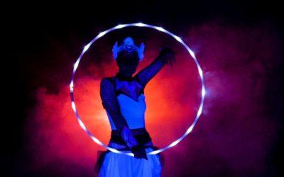 Nové video je tu – Moondali UV show